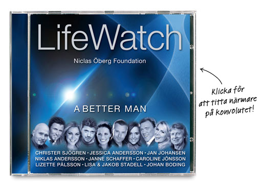 LifeWatch CD-skiva