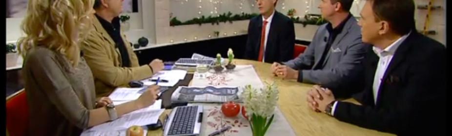 LifeWatch i TV4 Nyhetsmorgon